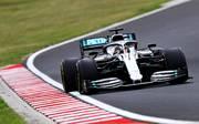 Lewis Hamilton fuhr im ersten Training die Bestzeit