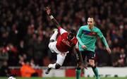 Emmanuel Eboue machte 132 Spiele in der Premier League