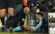 Tottenhams Dele Alli verletzte sich gegen den FC Fulham an der Achilessehne