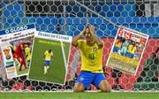 WM 2018: Pressestimmen zum Brasilien-Aus mit Neymar gegen Belgien