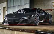 Honda steigt ins GT-Masters ein und wird zwei NSX GT3 an den Start bringen