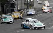 2018 bildet das GT-Masters den Rahmen für den Porsche-Carrera-Cup