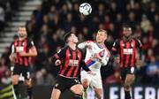 Max Meyer feierte in Bournemouth sein Premier-League-Startelfdebüt für Crystal Palace