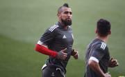 Arturo Vidal wird vorerst in München individuell trainieren