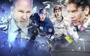 Der EHC Red Bull München will im fünften Spiel gegen die Eisbären Berlin den Meistertitel perfekt machen