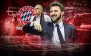 Marko Pesic ist seit 2011 Sportdirektor der Basketballabteilung des FC Bayern München