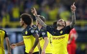 Paco Alcácer schoss in der vergangenen Saison 18 Tore für den BVB