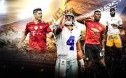 Der FC Bayern, die Dallas Cowboys, Manchester United und die Los Angeles Lakers gehören zu den wertvollsten Teams der Welt