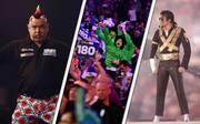 Die Darts-WM bietet viele Kuriositäten