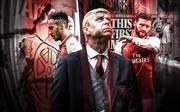 Teammanager Arsene Wenger (M.) und der FC Arsenal sehen sich scharfer Kritik ausgesetzt