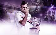 Roger Federer Meilensteine Karriere Grand Slam