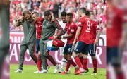 Verletzungsliste beim FC Bayern München wird immer länger