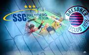 In der Volleyball-Bundesliga kommt es zum Verfolgerduell zwischen Schwerin und Dresden