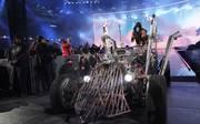 Triple H ließ sich für seinen Auftritt bei WWE WrestleMania 35 von Mad Max inspirieren