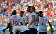 Harry Kane traf beim 6:1 von England gegen Panama gleich drei Mal