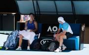 Angelique Kerber Rainer Schüttler Die Australian Open waren der erste Grand Slam für das Gespann Kerber-Schüttler