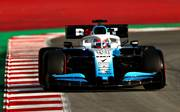 Williams stieg erst am Mittwoch in die Testfahrten in Barcelona ein