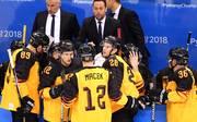 Eishockey, Deutschland Cup mit Marco Sturm: Termine, Teilnehmer, Modus - Die deutsche Eishockey-Nationalmannschaft will beim Deutschland Cup gut abschneiden