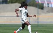 Nicole Anyomi brachte die deutsche U19 gegen Italien in Führung