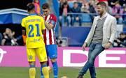 Alvaro Dominguez bei Atletico Madrid