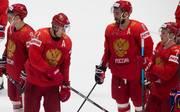 Die Russen um Evgeni Malkin und Alexander Ovechkin sind Topfavorit Nummer eins