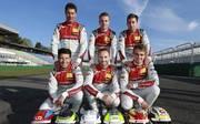 Audi bestätigt Fahrer für die DTM-Saison 2019