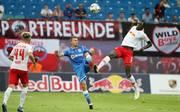 RB Leipzig v Universitatea Craiova - UEFA Europa League Third Qualifying Round: 1st leg