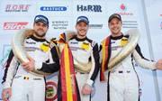 Neue Saison, alte Sieger: Manthey Racing war beim VLN-Auftakt unschlagbar
