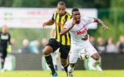 Jhon Cordoba (r.) erzielte den Ausgleich für den 1. FC Köln