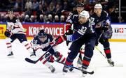 Die USA holen Bronze im Spiel um Platz drei gegen Kanada