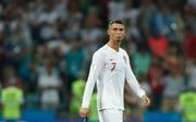 Cristiano Ronaldo fehlt Portugal in der Nations League gegen Italien