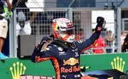 Max Verstappen ist der Mann der Stunde in der Formel 1