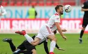Benedikt Gimber steht mit dem FC Ingolstadt auf dem letzten Tabellenplatz