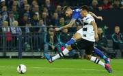 FC Schalke 04, Borussia Mönchengladbach, UEFA Europa League, Achtelfinale, Guido Burgstaller