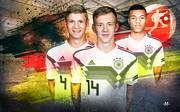 U17 EM: Deutschland - Dardai, Tillman, Beier