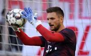 Sven Ulreich vertritt beim FC Bayern derzeit den verletzten Manuel Neuer