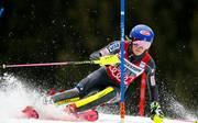 Mikaela Shiffrin aus den USA ist im Slalom eine Klasse für sich