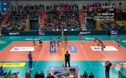 Volleyball Playoffs Halbfinale: SC Potsdam - SSC Palmberg Schwerin