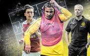 BVB Götze Favre Özil - Borussia Dortmund