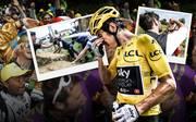 Der Tränengas-Zwischenfall auf der 16. Etappe 2018 gehört zu den größten Skandalen bei der Tour de France