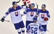 Eishockey-WM, Slowakei, Dänemark, Norwegen, Lettland