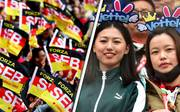 Die chinesischen Fans sind große Anhänger von Sebastian Vettel