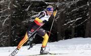 2013 schrammte Miraim Gössner knapp an einer WM-Medaille im Langlauf vorbei