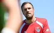 Kevin Grosskreutz verlor mit dem KFC Uerdingen in Karlsruhe