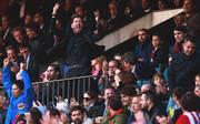 Diego Simeone sorgte gegen Malaga für einen Eklat