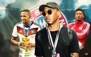 Jerome Boateng vor Abschied: So lief seine Zeit beim FC Bayern