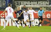 Der SC Paderborn rettet kurz vor Schluss einen Punkt gegen Holstein Kiel