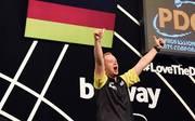 Max Hopp will ein Ticket für die Darts-WM 2019 ergattern