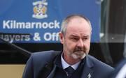 Steve Clarke führte Kilmarnock in dieser Saison auf Platz 3 in der schottischen Premier League
