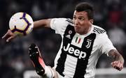 Mario Mandzukic verlängert seinen Vertrag bei Juventus Turin